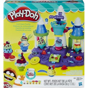 Hasbro Play-Doh Castello dei Gelati