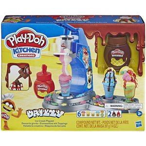 Hasbro Play-Doh Gelati Fantasiosi
