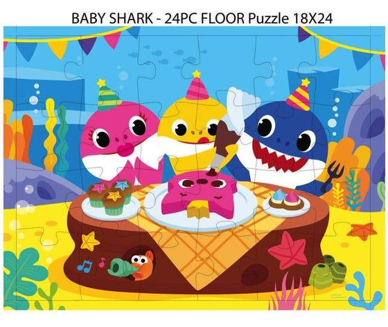 Baby shark pz 24 2