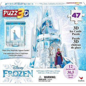 Disney Frozen Puzzle 3D pezzi 47