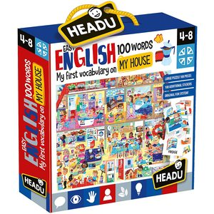 Headu Easy English My House
