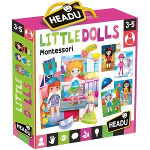 Headu Montessori Little Dolls