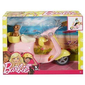 Barbie Scooter e Cagnolino