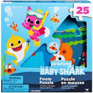 Baby Shark Puzzle Gigante 25 pezzi