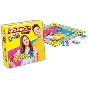 Me VS Te Monopoly Junior