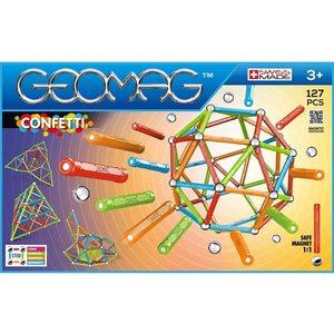 Geomag Confetti 127 pezzi