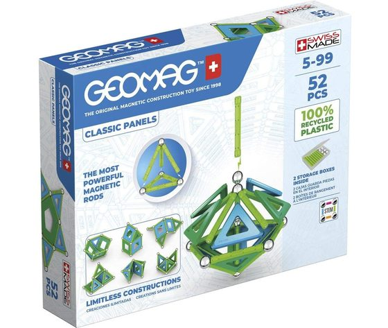 Geomag 52 pezzi