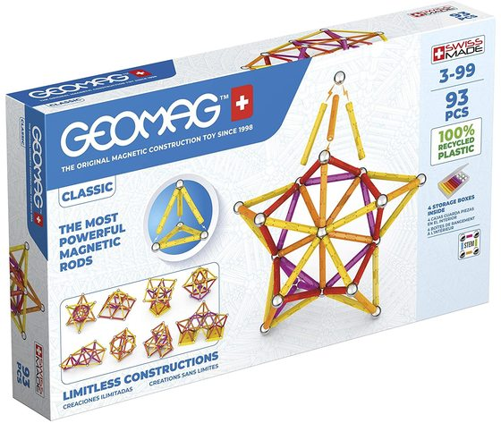 93 pezzi geomag