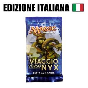 Magic Viaggio Verso NYX Espansione 15 Carte in Italiano