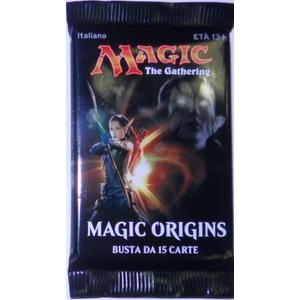 "Magic ""Magic Origins"" Espansioni 1 Bustina da 15 Carte in Italiano"