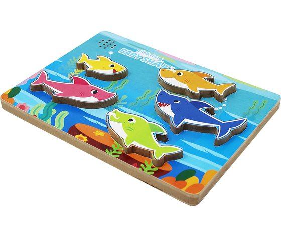 B sherk puzzle legno 3