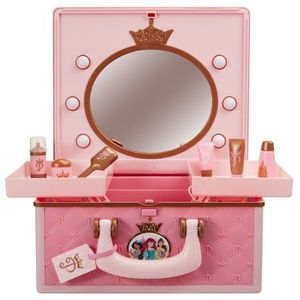 Disney Princess Valigia Vanity Trucco