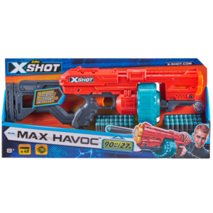 Zuru X Shot Fucile con Dardi Max Havoc