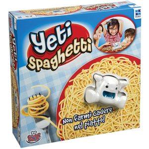 grandi giochi Yeti Spaghetti