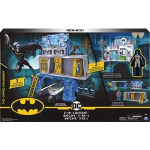 Batman DC Comics Batcaverna 3 in 1