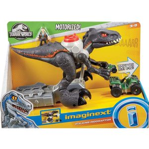 Imaginext Jurassic World Indoraptor Camminante