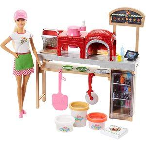 Barbie Chef Pizzeria Play set