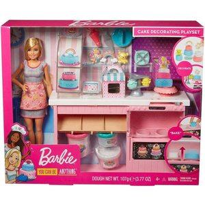 Barbie La Nuova Pasticceria Plat set