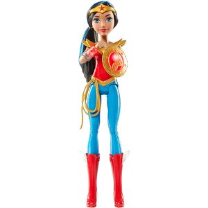 Super Hero Girls Wonder Woman Parlante