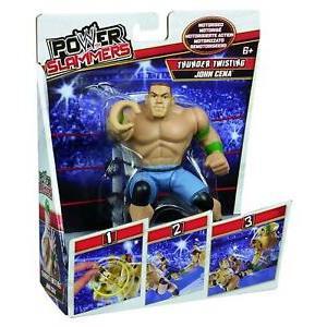 WWe Power Slammers Personaggio Jonh Cena