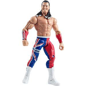 WWE Personaggio British Bulldog Summer Slam 18 cm