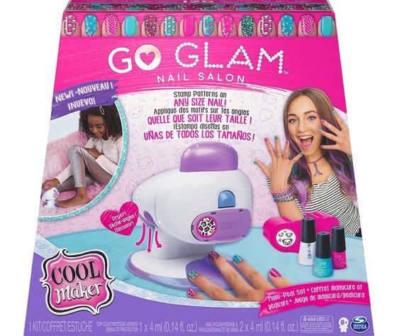 Go glam