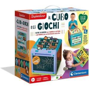 Clementoni Il Cubo dei Giochi