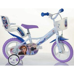 "Dino Bikes Bici Frozen 2 misura ""12"