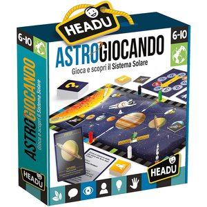 Headu Astrogiocando Gioca e Scopri il Sistema Solare