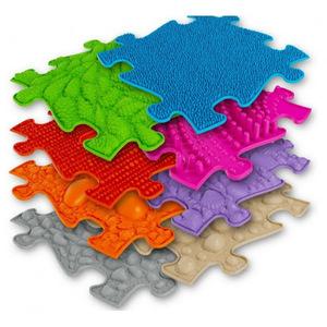 Muffik Puzzle Floor Percorso Sensoriale