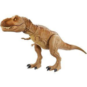 Jurassik World Tyrannosaurus Rex con Ruggito