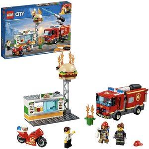 Lego City Fiamme al Burger Bar 60214