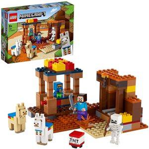 Lego Minecraft  Trading Post 21167