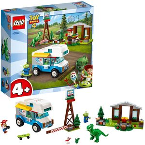 Lego Toy Story vacanza in Camper 10769