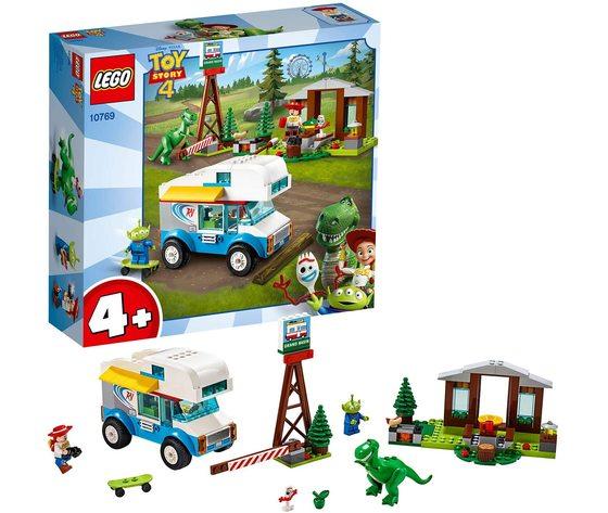 Lego t story camper