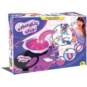 Gioco Creativo Magic Dip Kit Arte e Design