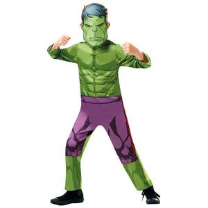 Rubies Avengers Hulk Vestito di Carnevale 5-6 anni (116cm)