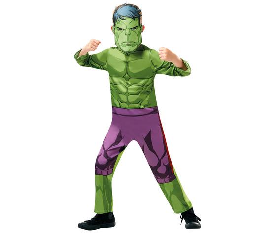 Hulk vstito 5 6 anni