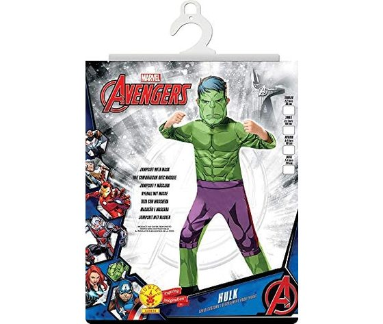 Hulk costume 2