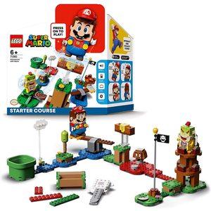 Lego Super Mario Starter Pack Adventures with Mario 71360