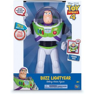 Toy Story 4 Personaggio Interattivo Buzz Lightyear