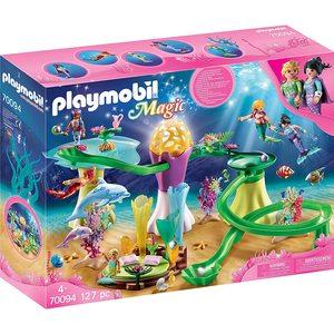 Playmobil Magic Palazzo delle Sirene con Cupola Luminosa 70094