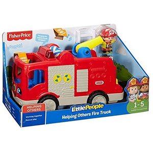 Fisher Price Little People Camion dei Pompieri