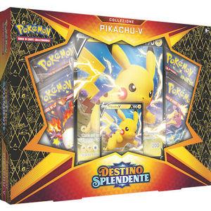 Pokèmon Destino Sfuggente Pikachu-V