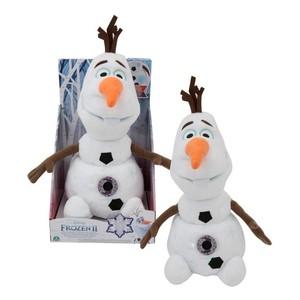 Disney Frozen Peluche Olaf con luci suoni e movimento