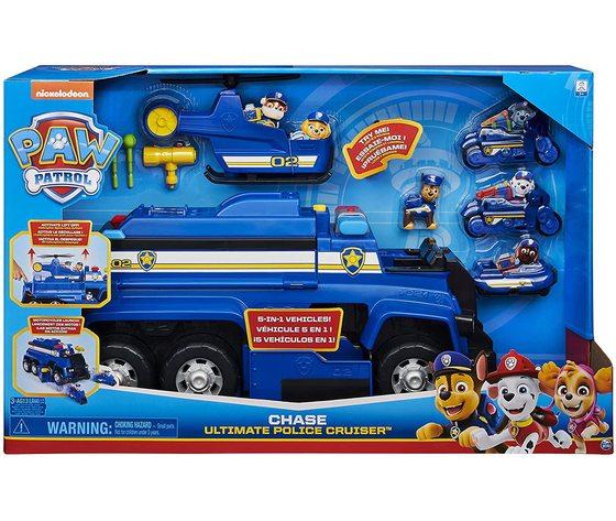 Paw patrol camion