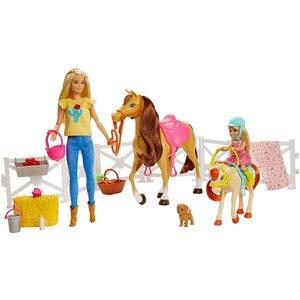 Barbie Ranch con Chelsea