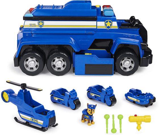 Paw patrol camion 2