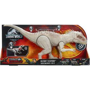 Jurassic World Indominus Rex con Luci e Suoni