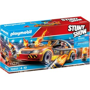 Playmobil Stunt Show Crash Car 70551